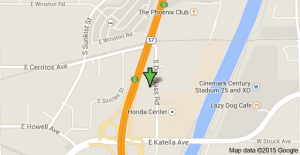 Westwood College Google Map